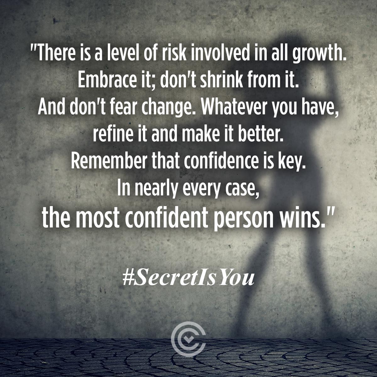 #secretisyou
