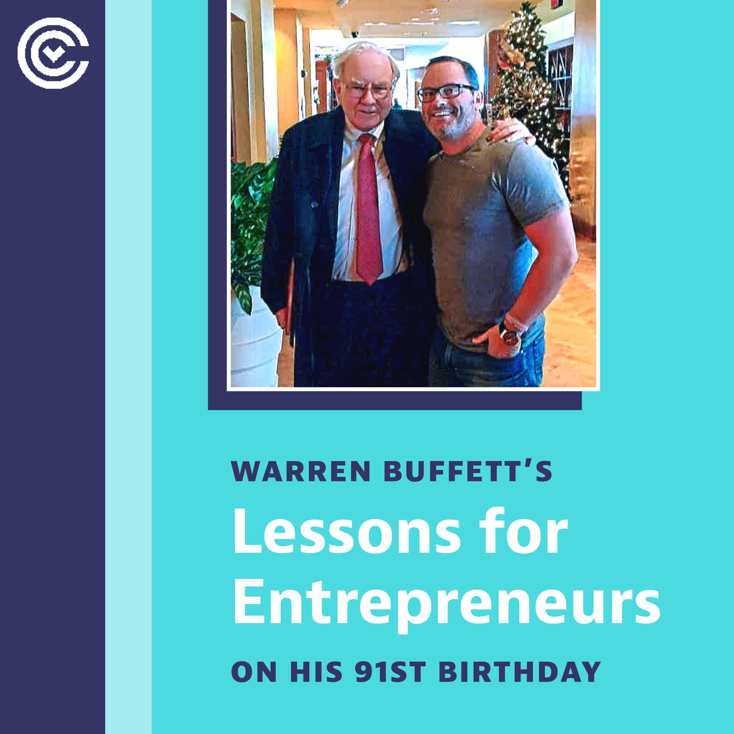 CLC Warren Buffett